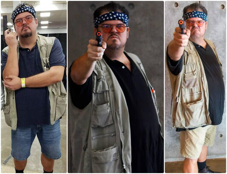 big lebowski walter sobchak cosplay