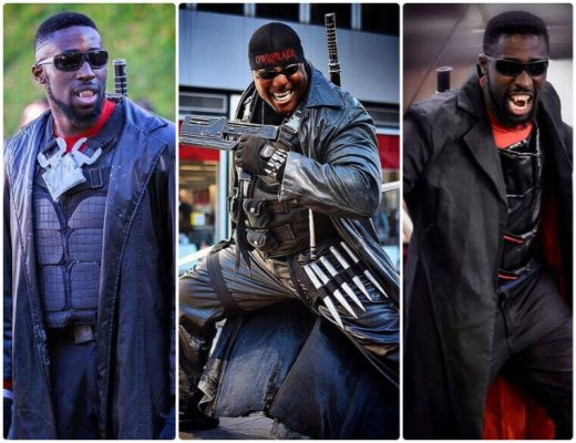 blade cosplay
