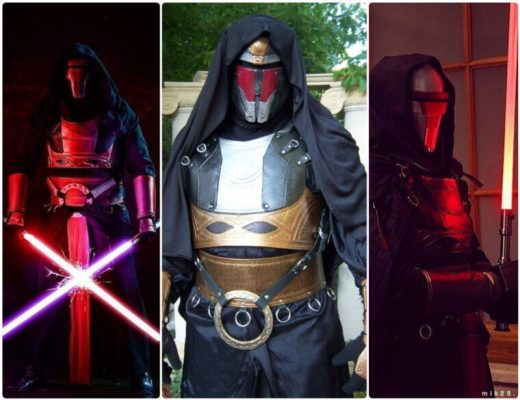 darth revan cosplay