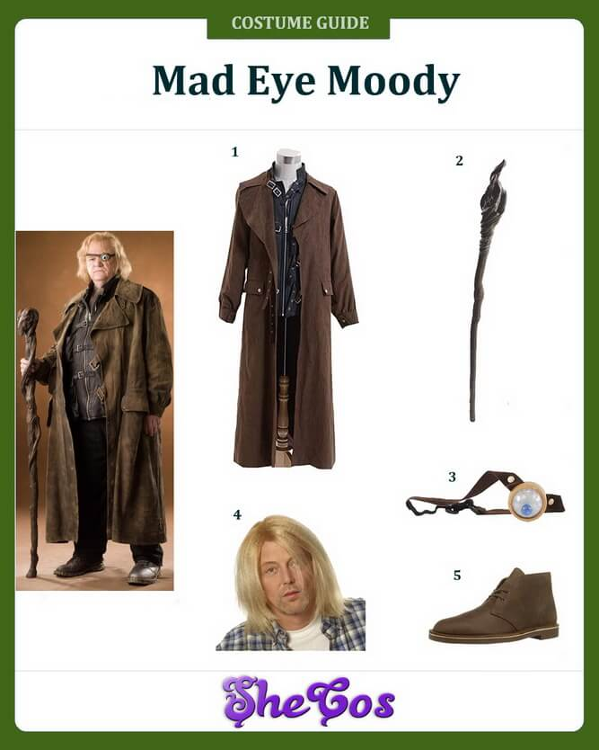 mad eye moody costume ideas