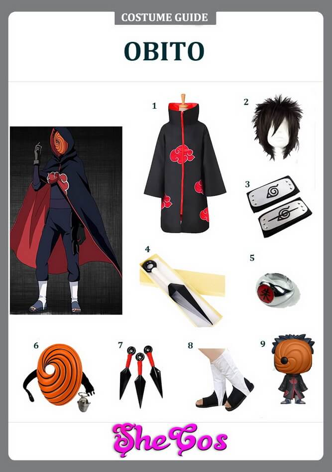 obito tobi cosplay ideas