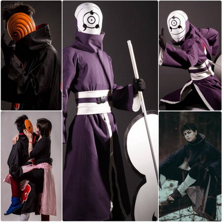 obito uchiha cosplay
