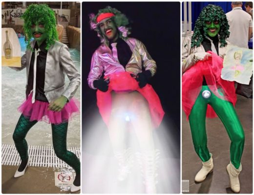 old gregg cosplay