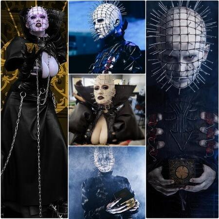 pinhead cosplay