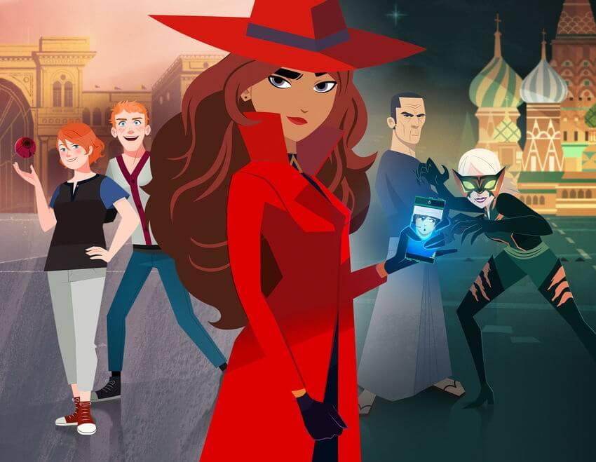 The Easy Way For Carmen Sandiego Costume Diy Shecos Blog