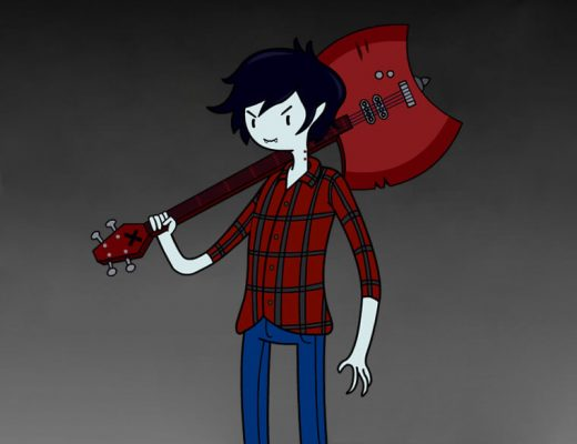 Marshall Lee Cosplay