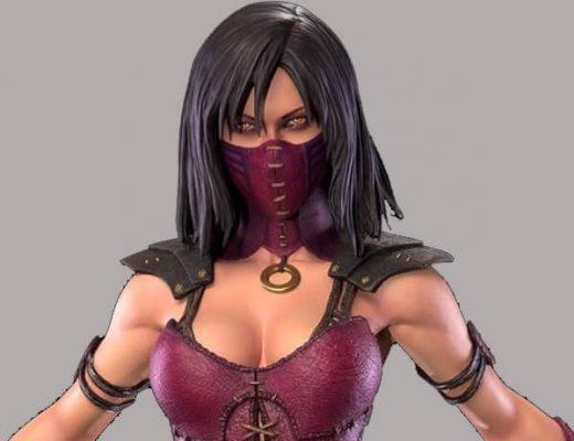 mortal kombat Mileena cosplay