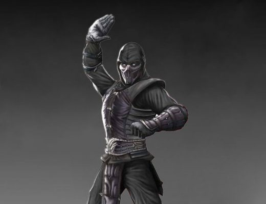Noob Saibot Cosplay
