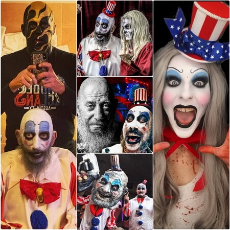 best captain spaulding cosplay