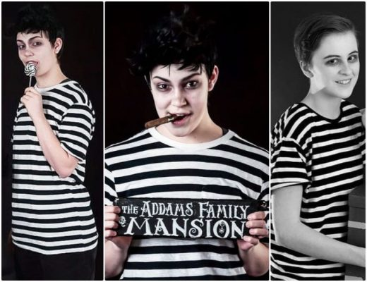 pugsley addams cosplay
