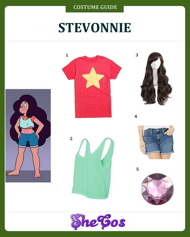 stevonnie cosplay ideas