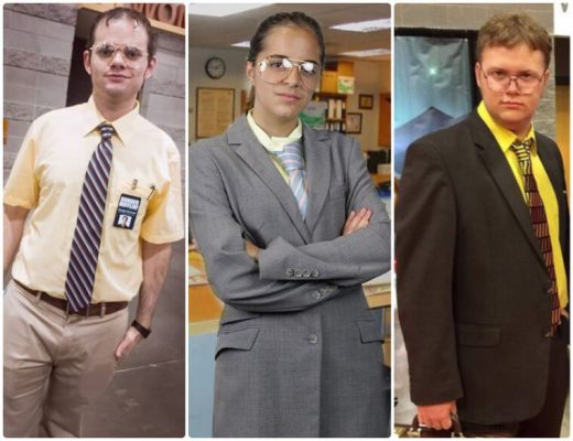 the office dwight schrute cosplay
