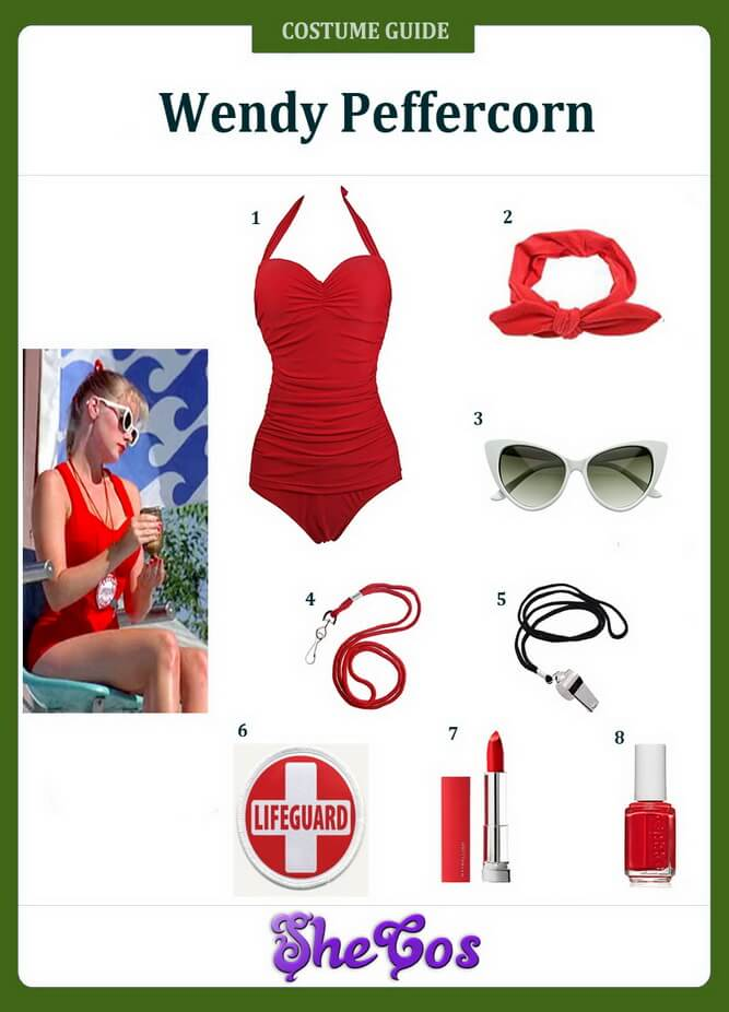 wendy peffercorn costume ideas