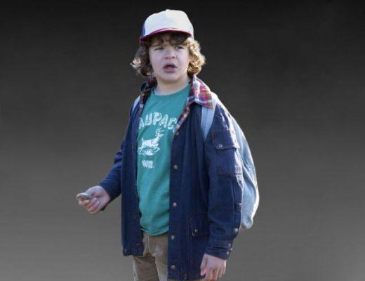 Dustin Henderson costume diy
