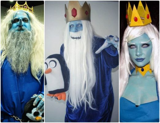ice king cosplay