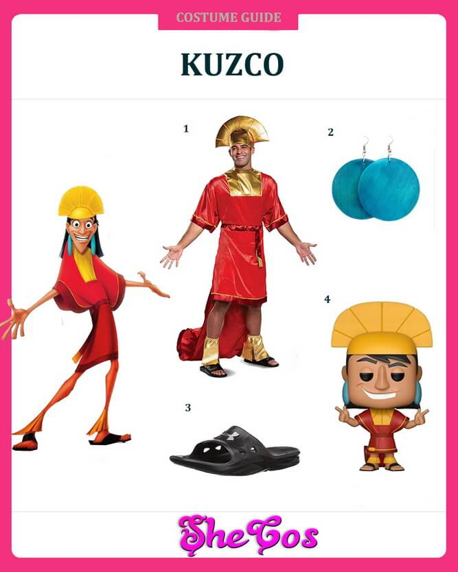 kuzco costume ideas