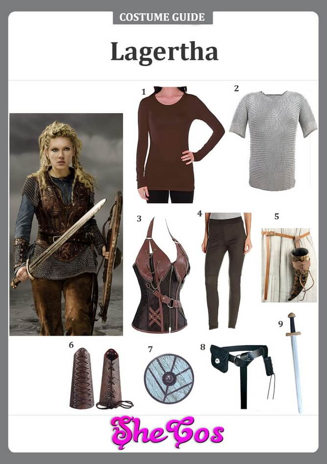lagertha costume ideas
