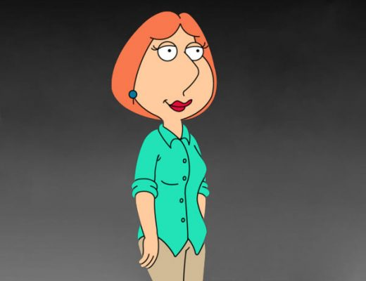 lois griffin costume diy