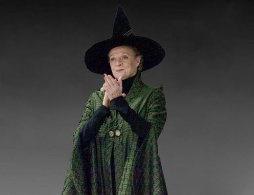 mcgonagall costume ideas