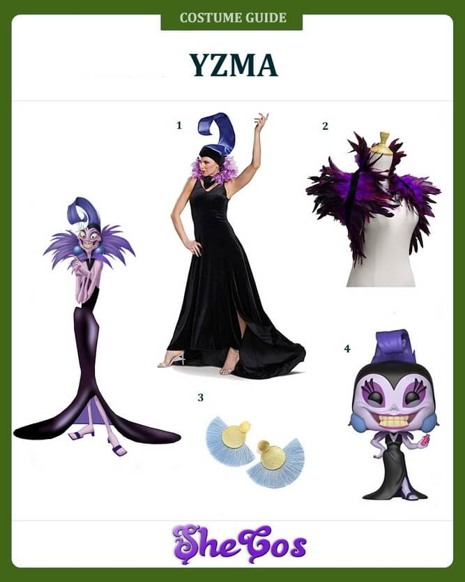 yzma costume ideas