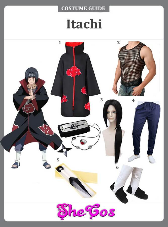 itachi cosplay ideas
