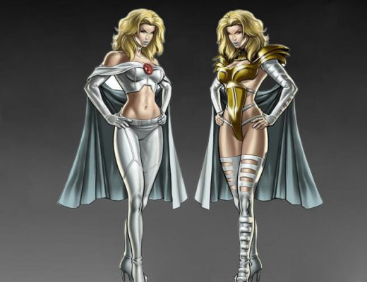 emma frost costume