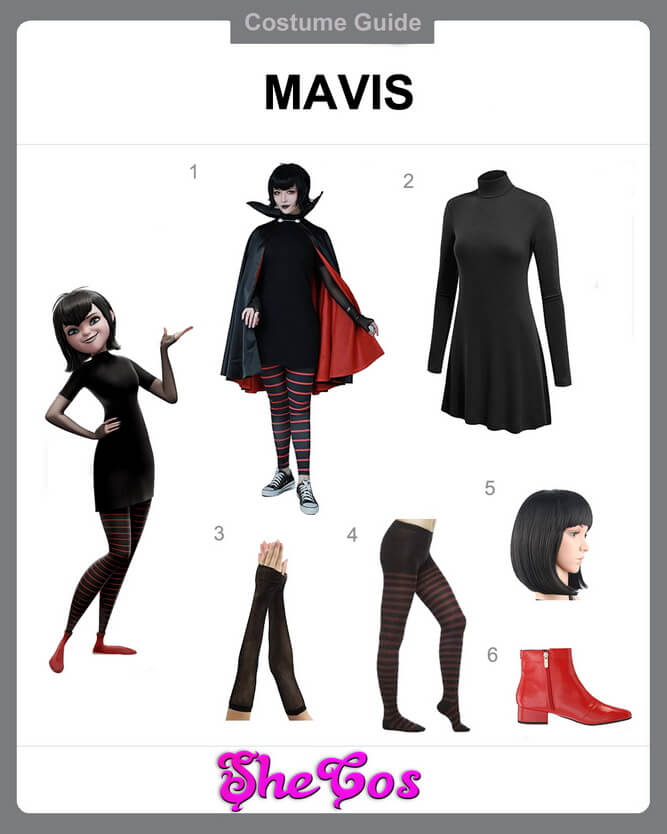 mavis costume ideas