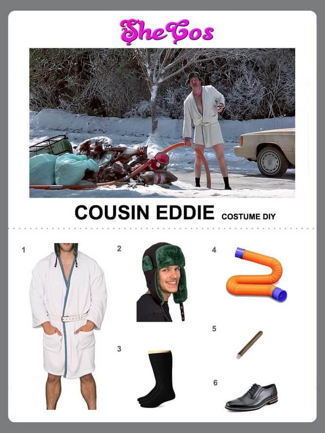 cousin eddie costume diy