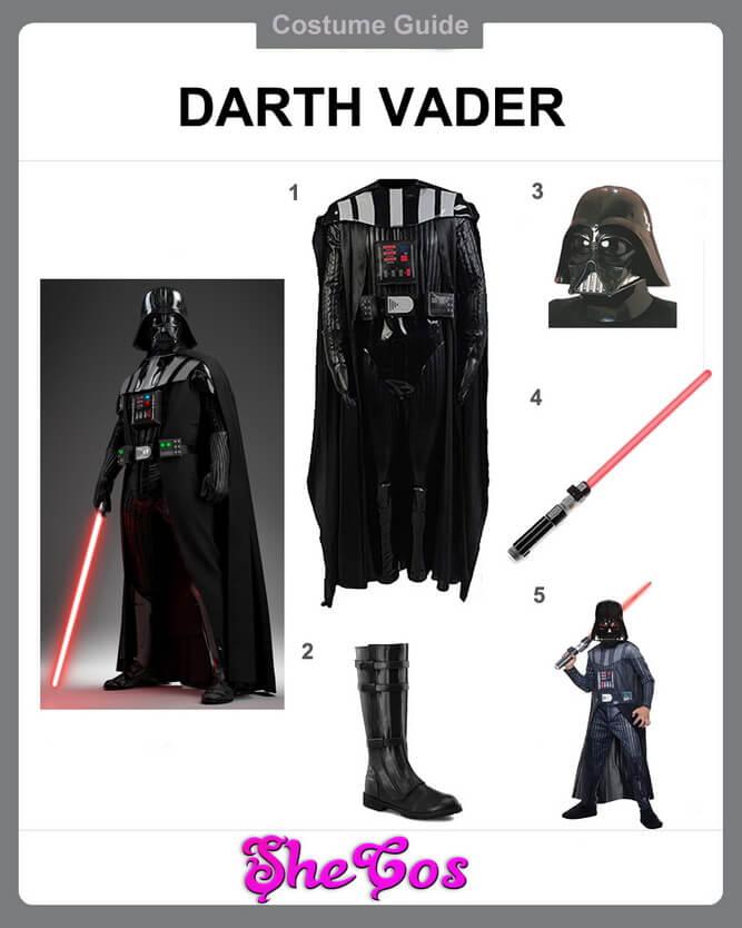 darth vader costume diy