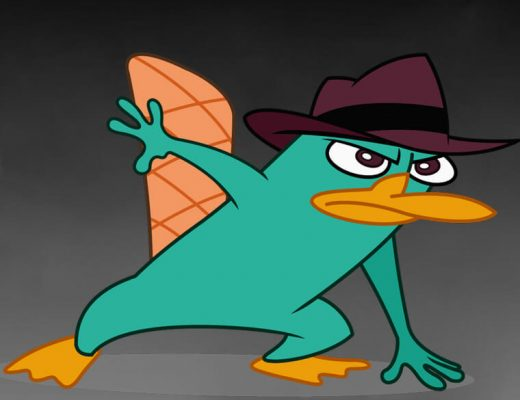 perry the platypus cosplay