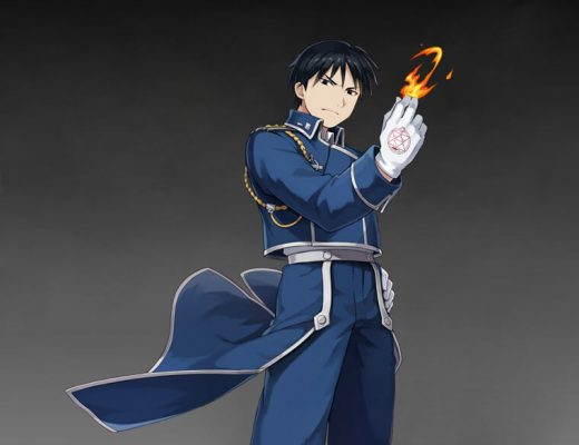 roy mustang cosplay