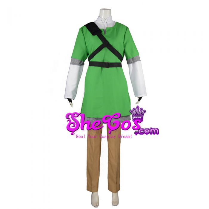 sc 1 st  Real Your Princess Dream at SheCos & Skyward Sword Link Cosplay of The Legnd of Zelda