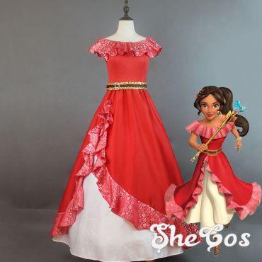 The little Mermaid Princess Ariel Cosplay Costume