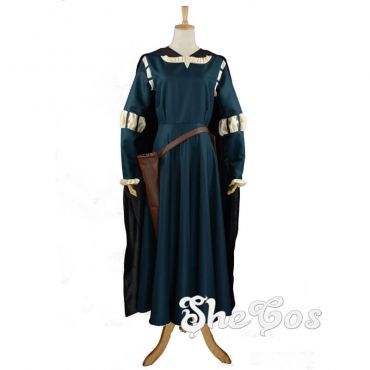 frozen cosplay costume