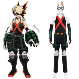 my hero academia bakugou costume