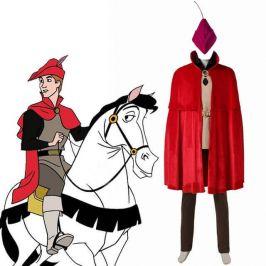prince eric costume