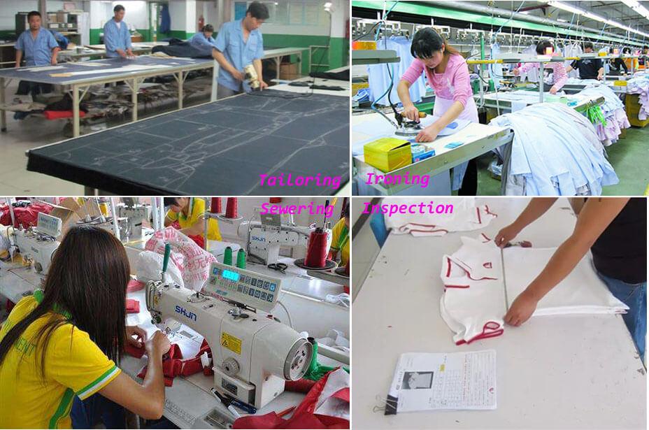 Costume making process