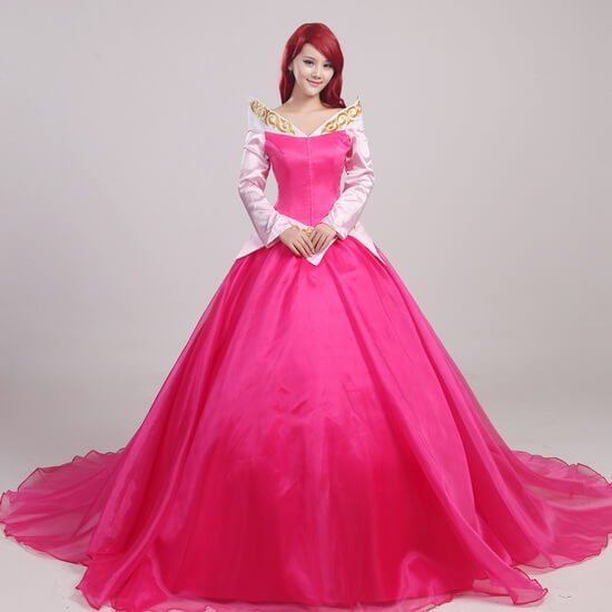 Sleeping Beauty Princess Cosplay
